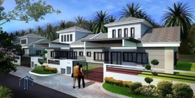 SEMI D Taman Citra Mustika,Seksyen 32,Bukit Naga,Shah Alam