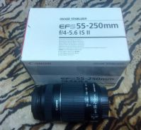 Canon EFS 55-250mm Lenses