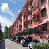 Taman Penampang Apartment,1st Floor Corner, 3Rooms 2Bath Rooms