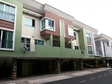 Duta Garden Duplex Townhouse at Jalan Bundusan