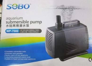 Sobo Aquarium Tank Submersible Pump WP-7000