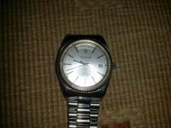 Vintage SANDOZ daydate automatic watch