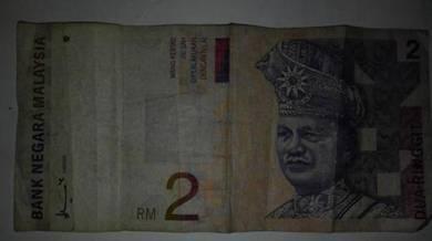 RM 2 lama / old