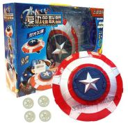Captain America Launcher Shield Weapon Toy