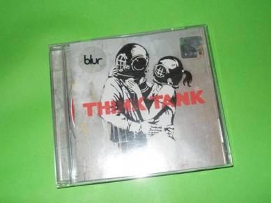 CD BLUR : Think Tank Album (2003)