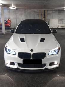 BMW F10 5 Series GT Look Front Hood Bonnet Bodykit
