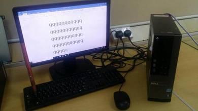 Komputer desktop dell optiplex 7010