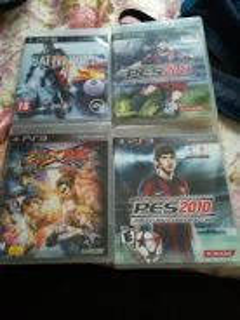 Original blueray ps3 games