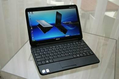 Acer aspire one Intel atom