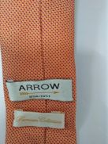 Neck tie Arrow U S. A 1851 premium collection
