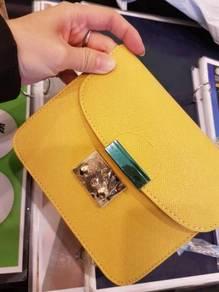 Sling Bag Yellow (Buy 1 FREE 1)
