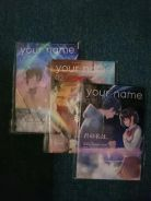 Kimi No Nawa/ Your Name Manga [EN]