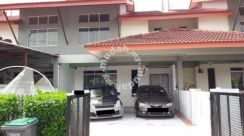 Kulai, Bandar Putra Town House (Fully Furnished, Nice Condition)
