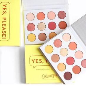 ORIGINAL Colourpop Yes Please Palette