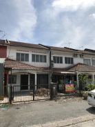 Full loan in SIMPANG pulai Ipoh, Perak Double storey house