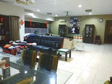2330sqf. Penthouse Prima Bayu Apartment Condo Taman Bayu Perdana Klang