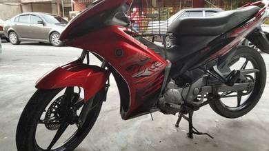 2013 Yamaha LC135 untuk dilepaskan (boleh nego nipis2 lg)
