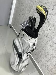 Yamaha golf set bmw golf bag