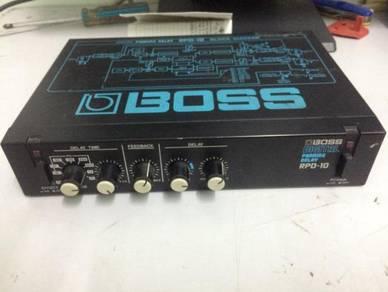 Boss RPD-10 Guitar Effect