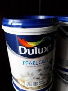 Dulux pearl glo RUFFLES