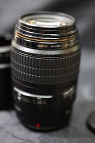 Canon EF 100mm Macro USM