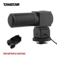 TAKSTAR SGC-698 Camera Microphone Recording - New