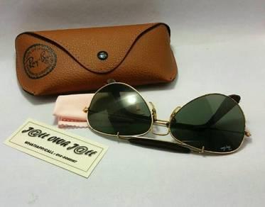 Rayban BL half leather usa ray ban vintage