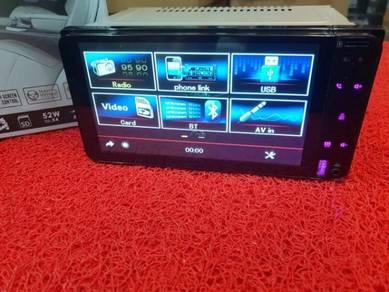 Universal toyota mirror link mp4 mp5 usb player 4