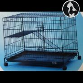 Sangkar Kucing (Medium) Cat Cage 1 Tgk