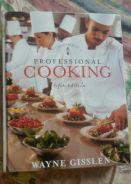 Profesianal cooking book