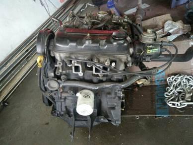 Enjin kosong kancil 660auto