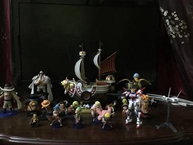 One Piece Figure Wcf Thousand SUnny
