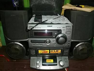 Sony hifi lbt vr-50
