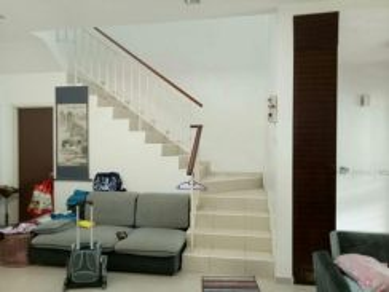 Good Buy Double Storey Terrace At Setia Vista