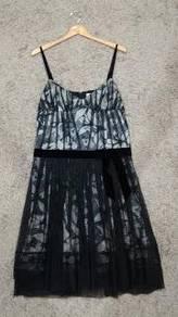 Jaker 17 KAREN MILLEN ENGLAND ladies mini dress