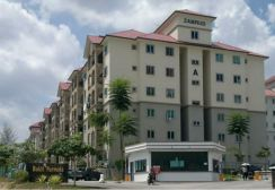 Apartment Bukit Permata Untuk Disewa