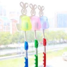 Rabbit Toothbrush Hook ( 10-80-06 )