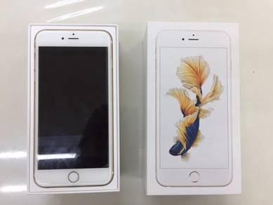 Apple iphone 6s Plus 64gb Gold MYSET
