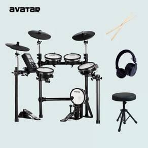 Avatar SD201-1 Digital Electronic Drum Set [Baru]
