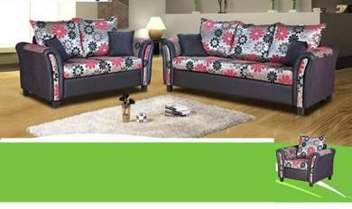 Sofa set 1+2+3-1175