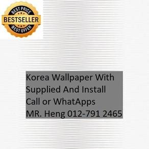 Wall paper with New Collection65e