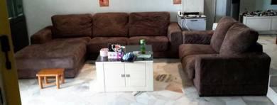 Large Luxury Sofa 290cm 3 seat L and 165cm 2 Seat