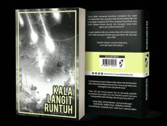 Buku hitam press - kala langit runtuh