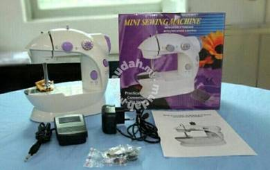 New Set sewing machine / mesin jahit mini dbs