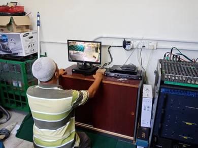 Perkhidmatan CCTV DOOR ACCESS ALARM (Promo Raya)