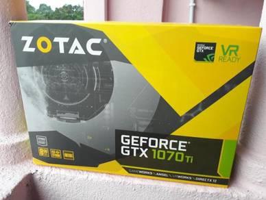 Zotac GTX 1070ti Mini