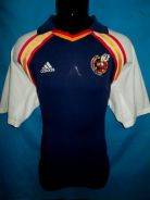 Spain 2000 training jersey XL 2