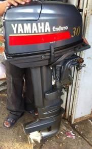 Enjin bot / boat yamaha 30hp