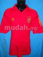 Spain 2004-2006 home jersey L