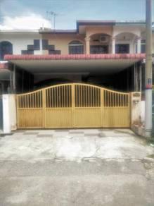 Double Storey Terrace House for sale in Taman Keledang Emas (Silibin)